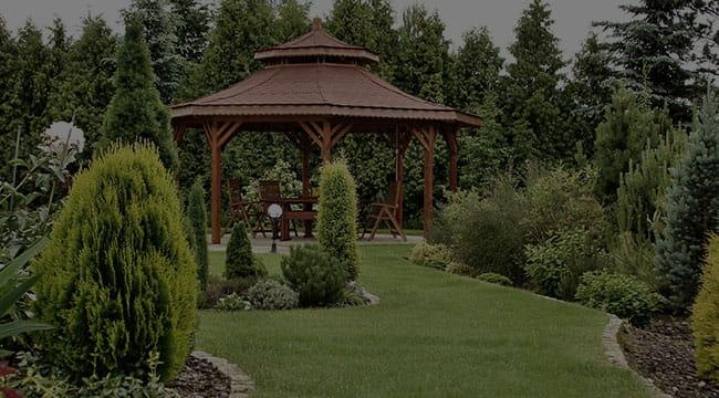 Prince George Garden Design