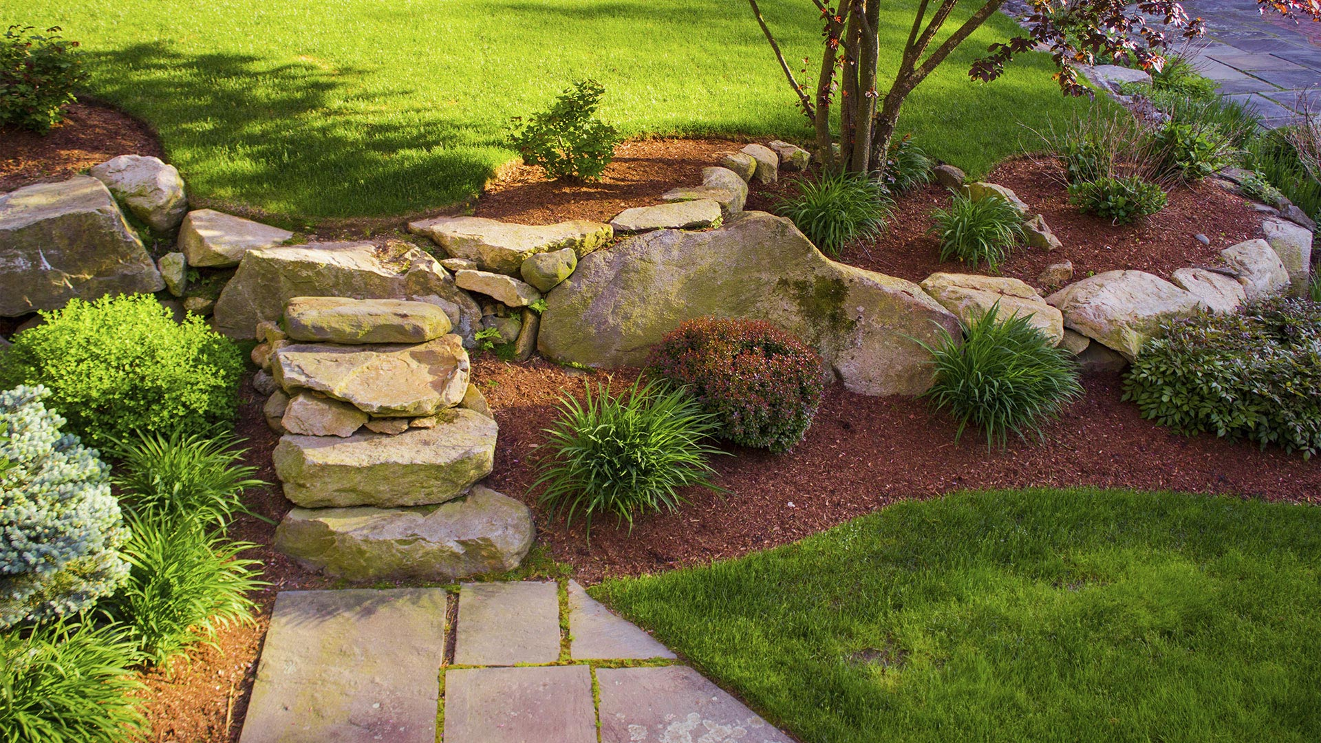 Central Interior Lawn Care Landscaping, Hardscape and Lawn Care slide 3